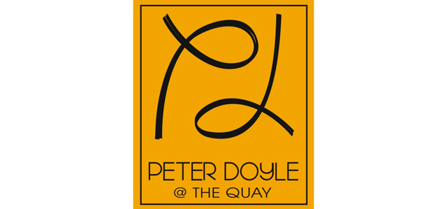 Peter Doyle at the Quay
