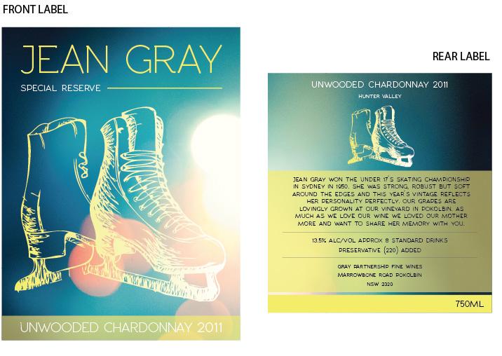 Jean Grey Wine