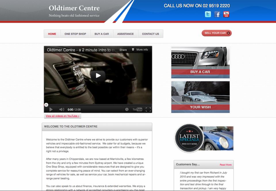 Oldtimer Centre