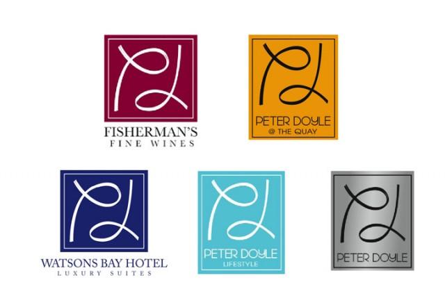 Peter Doyle Logos